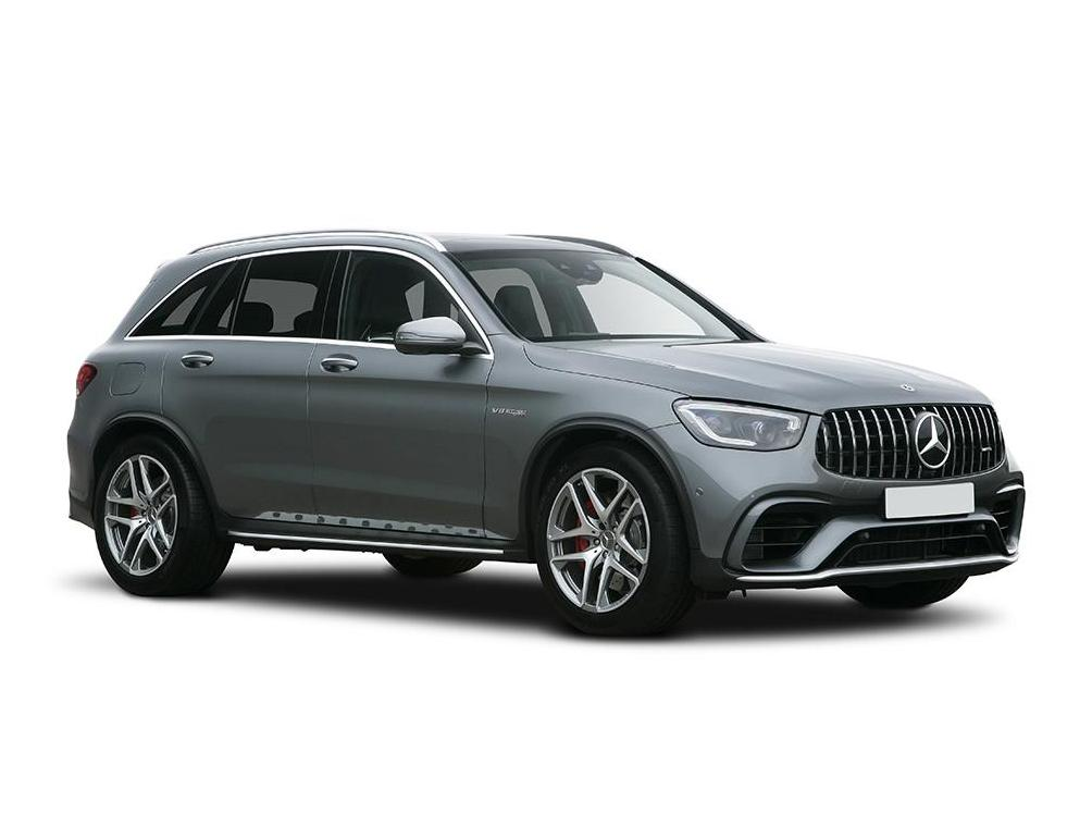 MERCEDES-BENZ GLC AMG ESTATE GLC 43 4Matic 5dr MCT Leasing Contract Hire Deals UK